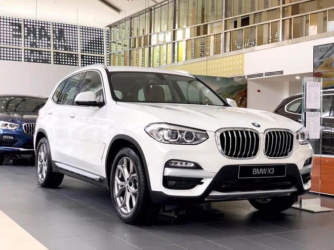 Cận cảnh crossover hạng sang BMW X3 2019 đầu tiên cập cảng Việt Nam