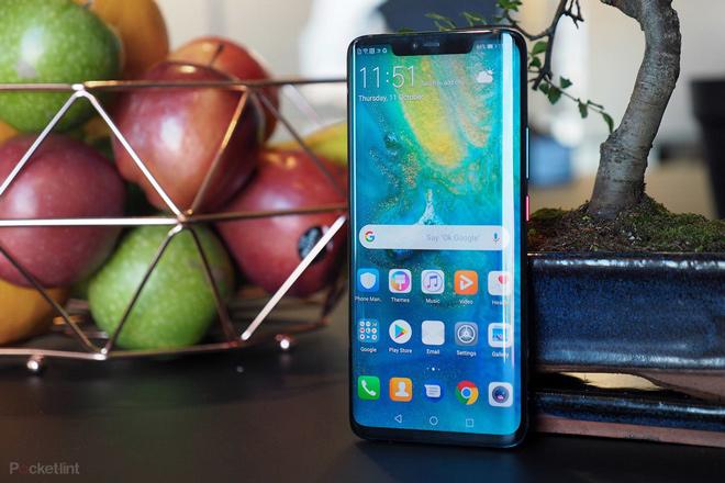 """""""Choáng"""" với màn hình Mate 30 Pro, chất không kém Galaxy S10 - 1"""