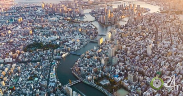 Hàng trăm con sông ở Tokyo đã biến đi đâu?-Thế giới