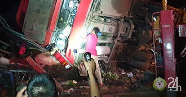 Tài xế khai lý do gây tai nạn kinh hoàng hơn chục người thương vong - Tin tức 24h