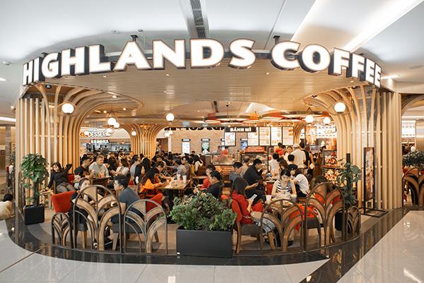 Mở 300 quán cà phê, Highlands Coffee khẳng định sức mạnh thương hiệu Việt - 2