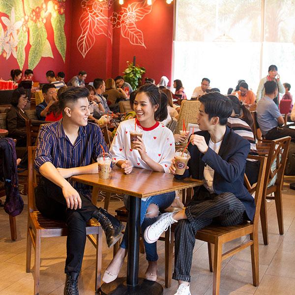 Mở 300 quán cà phê, Highlands Coffee khẳng định sức mạnh thương hiệu Việt - 3