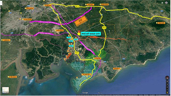 Phú Mỹ Gold City - Cơ hội cho các nhà đầu tư nhanh tay - 2