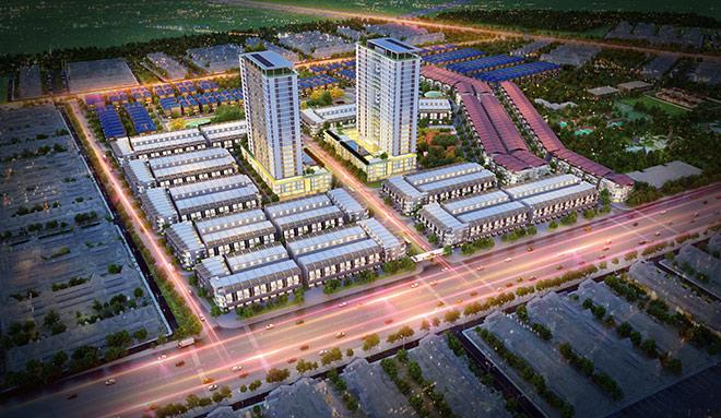 Phú Mỹ Gold City - Cơ hội cho các nhà đầu tư nhanh tay - 3