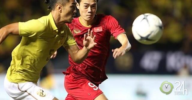 Báo Thái Lan: Gặp Việt Nam ở vòng loại World Cup là dễ thở nhất