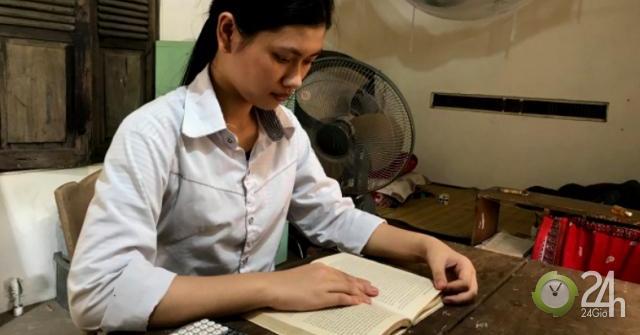 Nữ sinh trường làng đánh bại thí sinh trường chuyên giành thủ khoa tỉnh Nghệ An
