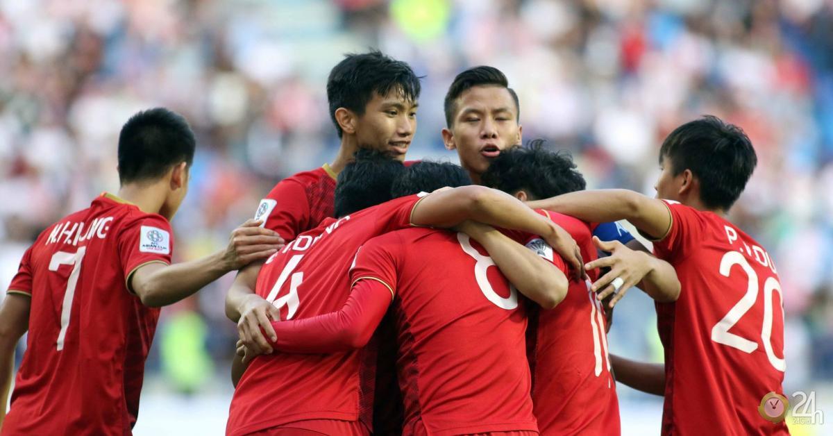 Kết quả bốc thăm vòng loại World Cup 2022 khu vực châu Á: ĐT Việt Nam lại đấu Thái Lan