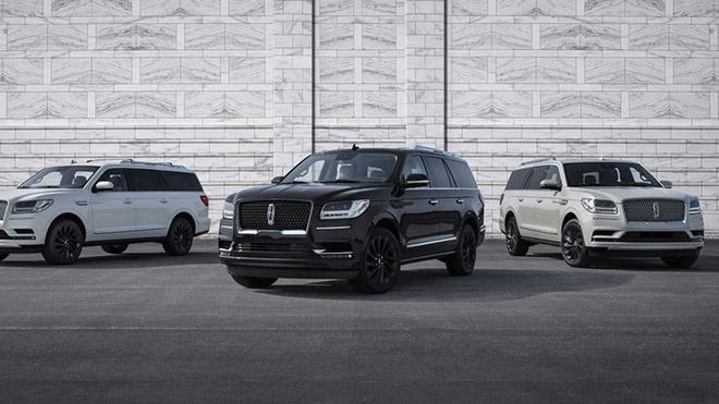 Lincoln Navigator 2020 - mẫu SUV cỡ lớn sẽ ra mắt vào tháng 11 năm nay - 1