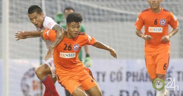 Trực tiếp bóng đá V-League, TP.HCM - Đà Nẵng: Dốc toàn lực giữ ngôi đầu