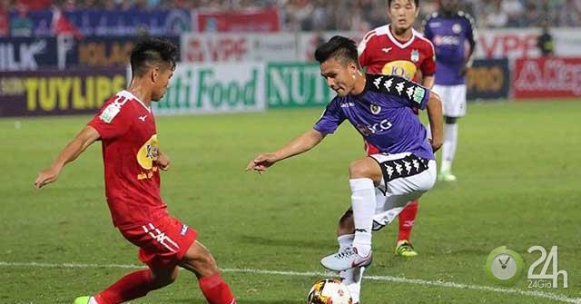 Nhận định bóng đá Hà Nội FC - HAGL: Dàn SAO tụ hội, rực lửa Hàng Đẫy