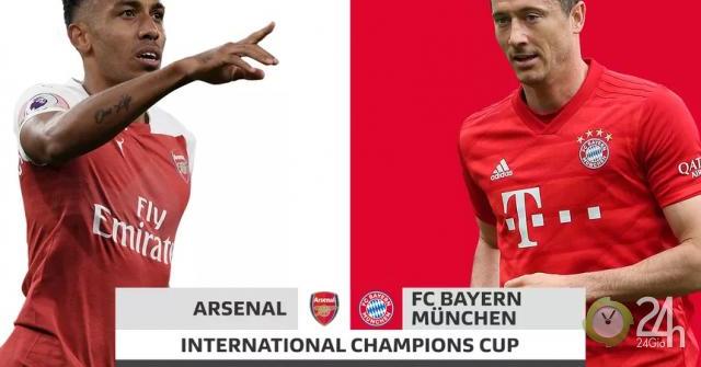 Chi tiết Arsenal - Bayern Munich: Nhát kiếm kết liễu ngỡ ngàng (KT)