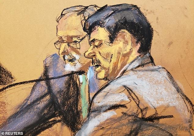 Trùm ma túy khét tiếng nhất thế giới El Chapo đã bị kết án ở Mỹ - 1