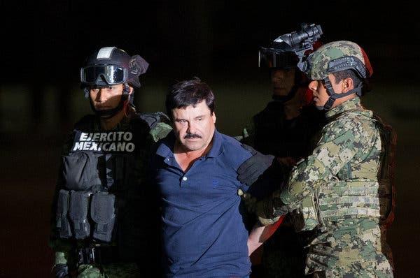 Trùm ma túy khét tiếng nhất thế giới El Chapo đã bị kết án ở Mỹ - 3