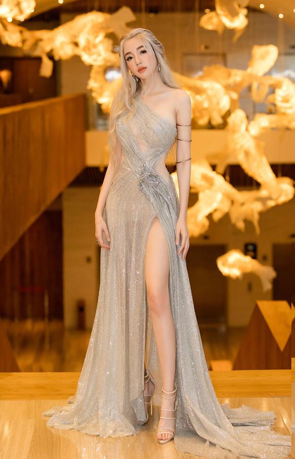 6 người đẹp Việt nổi bật nhất tuần với đầm đơn sắc, xuyên thấu