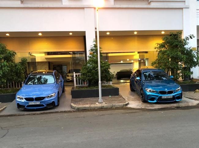 Bộ sưu tập siêu xe của doanh nhân 8X khiến nhiều người ngưỡng mộ.
