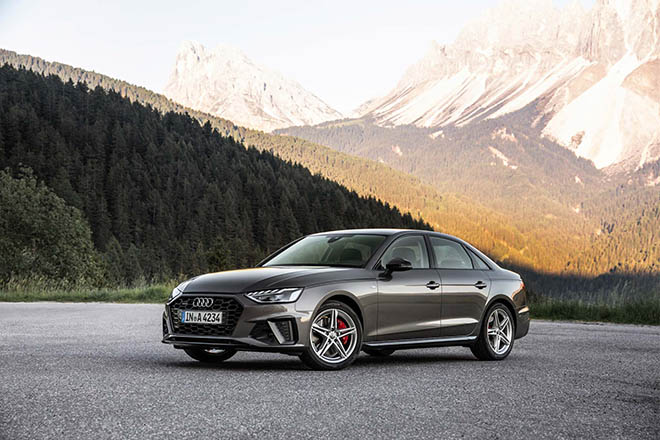 Audi A4 facelift 2019 sẽ cập bến Malaysia vào năm sau với duy nhất một phiên bản - 11