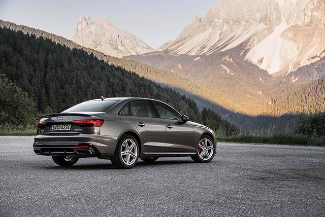 Audi A4 facelift 2019 sẽ cập bến Malaysia vào năm sau với duy nhất một phiên bản - 12
