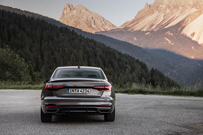 Audi A4 facelift 2019 sẽ cập bến Malaysia vào năm sau với duy nhất một phiên bản - 16