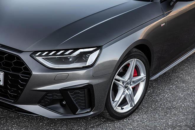 Audi A4 facelift 2019 sẽ cập bến Malaysia vào năm sau với duy nhất một phiên bản - 2