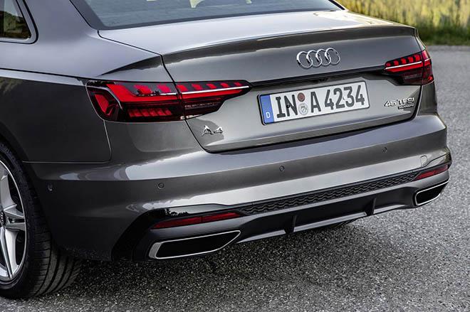Audi A4 facelift 2019 sẽ cập bến Malaysia vào năm sau với duy nhất một phiên bản - 5