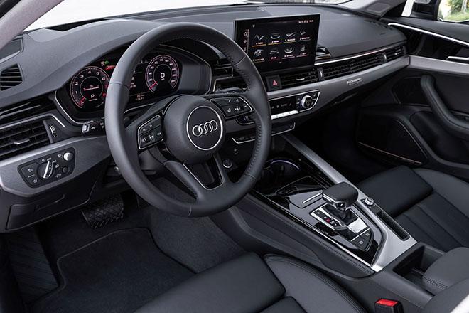 Audi A4 facelift 2019 sẽ cập bến Malaysia vào năm sau với duy nhất một phiên bản - 6