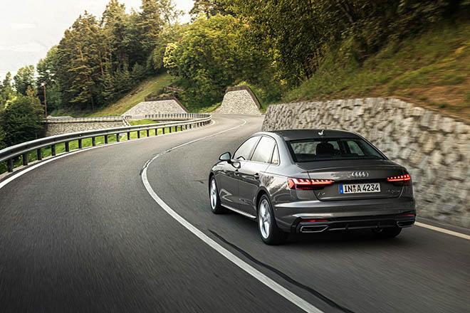 Audi A4 facelift 2019 sẽ cập bến Malaysia vào năm sau với duy nhất một phiên bản - 10