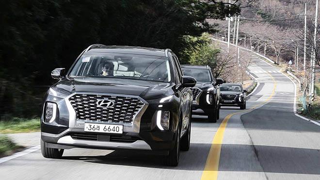 Hyundai Palisade nếu được phân phối tại Việt Nam sẽ giá bán khoảng 1,87 tỷ VNĐ