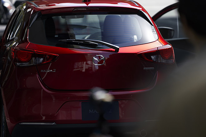 Lộ diện hình ảnh của Mazda2 phiên bản facelift 2019 - 6