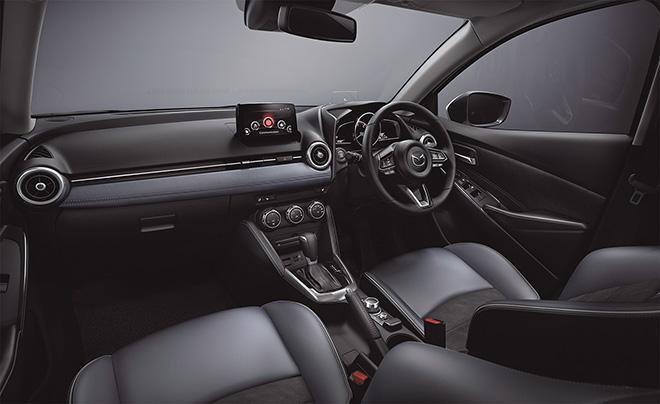 Lộ diện hình ảnh của Mazda2 phiên bản facelift 2019 - 7