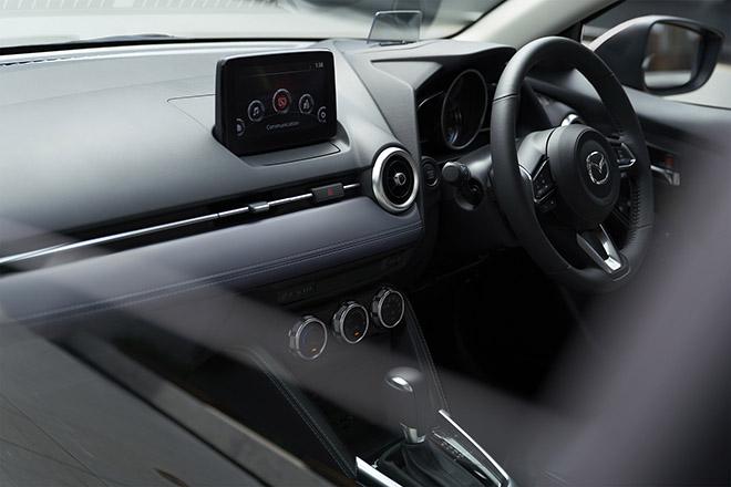 Lộ diện hình ảnh của Mazda2 phiên bản facelift 2019 - 8