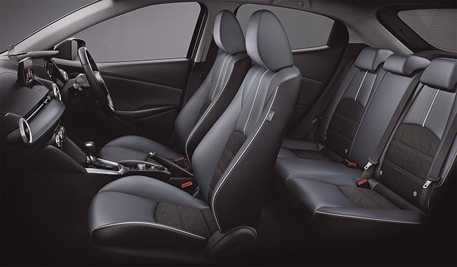 Lộ diện hình ảnh của Mazda2 phiên bản facelift 2019 - 9
