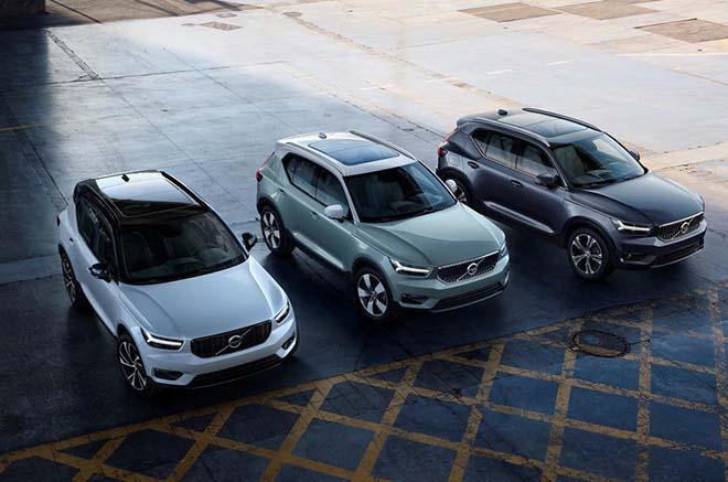 SUV của Volvo tăng trưởng đạt mức doanh số kỷ lục - 1