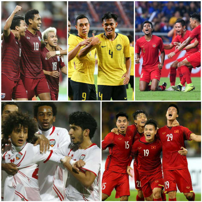 """Việt Nam vào bảng """"tử thần"""" vòng loại World Cup: Nhất được cả, nhì mất tất - 1"""