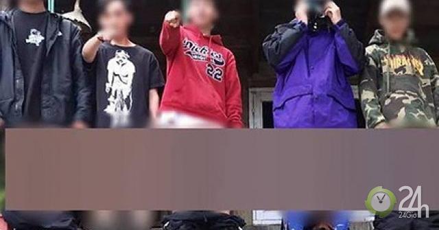 Nhóm trai trẻ hớ hênh chụp ảnh check-in du lịch Đà Lạt bị ném đá