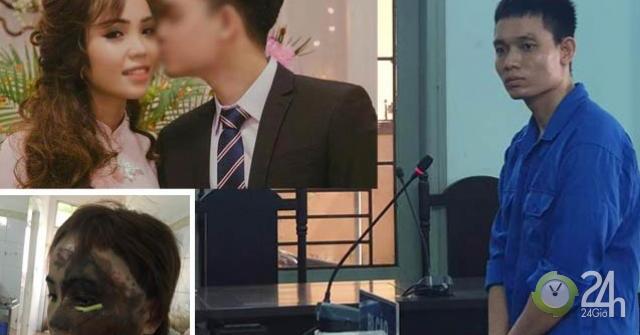 Cựu Thiếu úy công an tạt axit vợ sắp cưới cãi tay đôi với viện kiểm sát ngay tại tòa