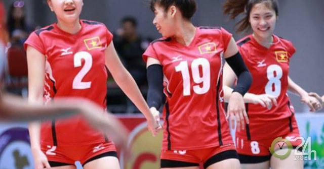 Trực tiếp bóng chuyền nữ, U23 Việt Nam - U23 Kazakhstan: Đứng dậy sau thất bại