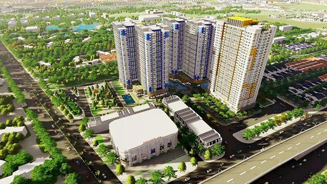 Charm Plaza - dự án hiếm hoi tại Dĩ An được phép bán cho người nước ngoài - 1