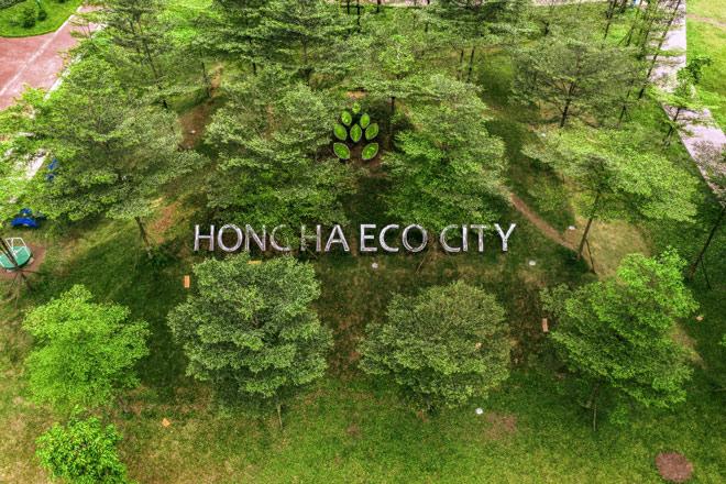 """""""Nhật ký"""" sống xanh của cư dân Hồng Hà Eco City - 1"""
