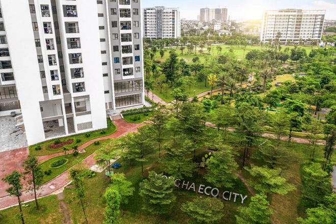 """""""Nhật ký"""" sống xanh của cư dân Hồng Hà Eco City - 2"""