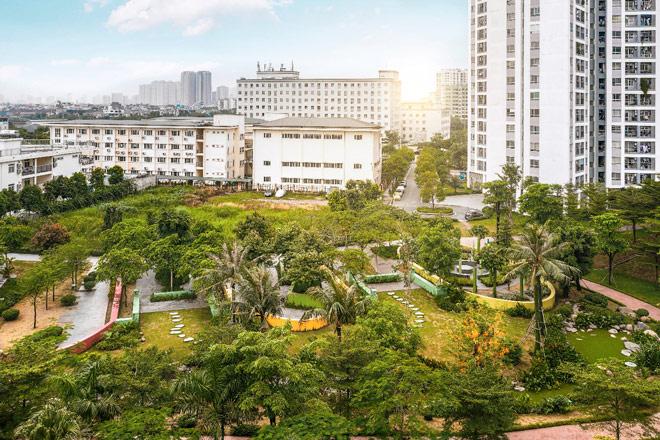 """""""Nhật ký"""" sống xanh của cư dân Hồng Hà Eco City - 3"""