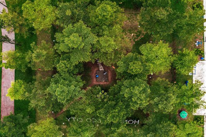 """""""Nhật ký"""" sống xanh của cư dân Hồng Hà Eco City - 4"""