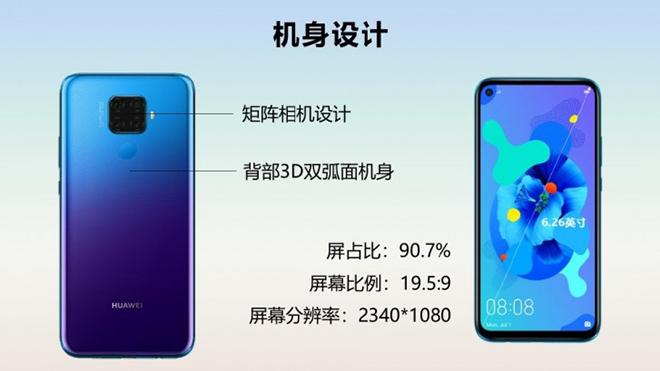 Huawei nova 5i Pro đi kèm camera chất, sạc nhanh hơn Galaxy S10 - 2