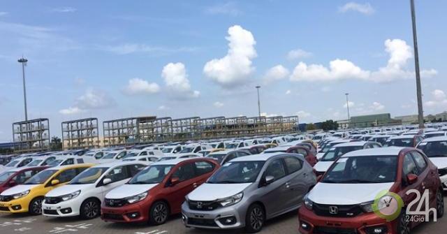 Điều chỉnh giá tính lệ phí trước bạ ô tô, cao nhất gần 42 tỷ đồng