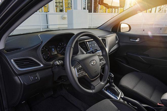 Hyundai Accent 2020 sử dụng khối động cơ Smartstream 1.6L tiết kiệm nhiên liệu hơn - 6