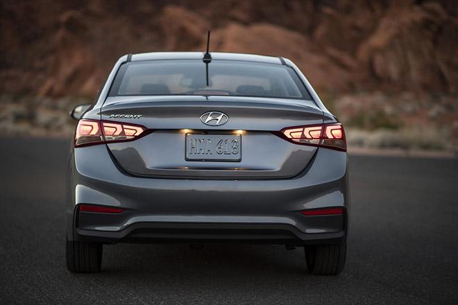 Hyundai Accent 2020 sử dụng khối động cơ Smartstream 1.6L tiết kiệm nhiên liệu hơn - 4