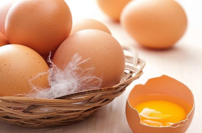 Tác dụng 'thần kỳ' của trứng - 1