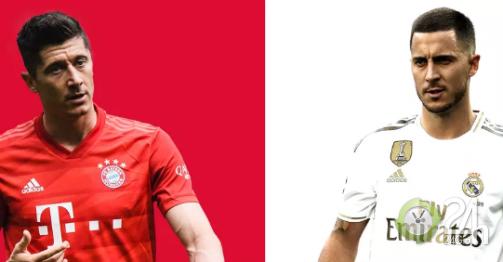 Trực tiếp bóng đá Bayern Munich - Real Madrid: Chờ bom tấn Hazard ra mắt