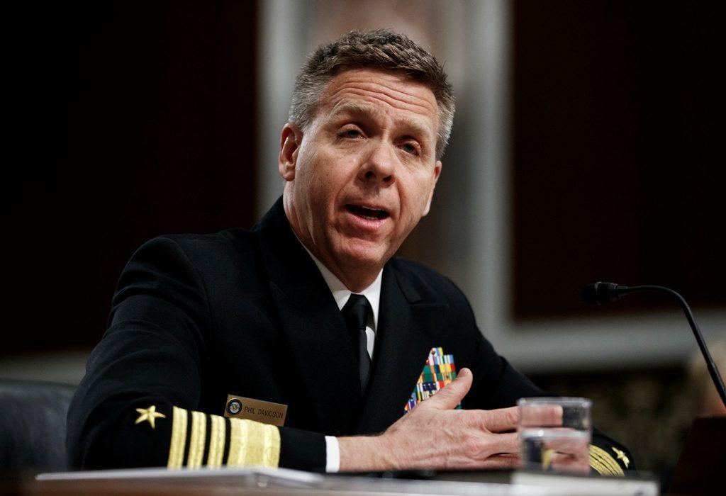 Đô đốc Mỹ: TQ phóng tên lửa ở Biển Đông không chỉ nhắm tới Mỹ mà cả thế giới