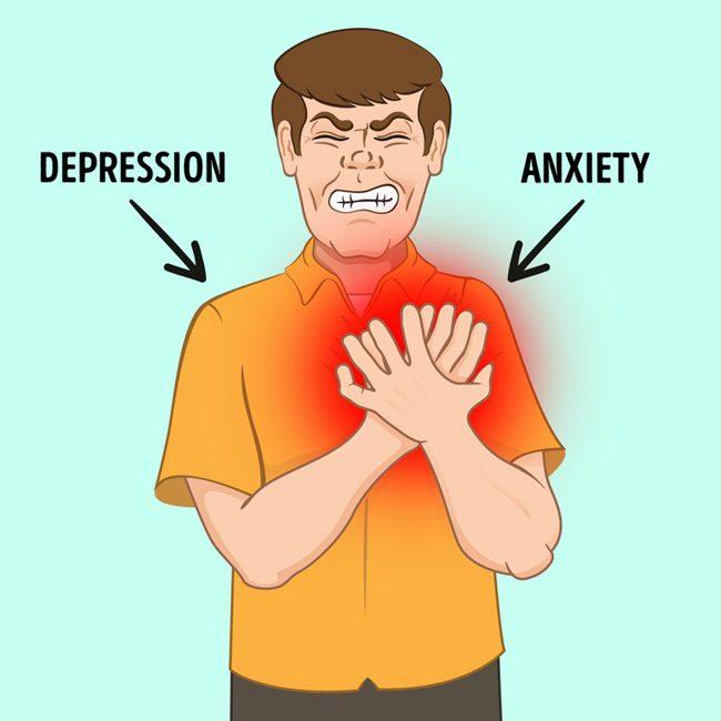 Ai ngờ lo lắng, căng thẳng lại gây nhiều bệnh nguy hiểm đến vậy