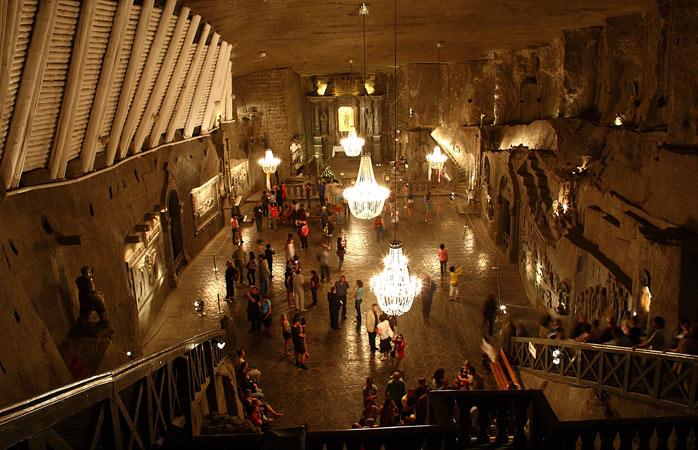 Có gì bên dưới những thành phố ngầm ấn tượng nhất thế giới?